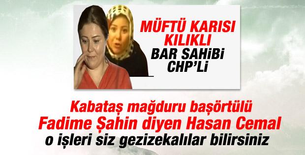 Hasan Cemal'e CHP'li Gül Cenal hatırlatması