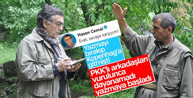 Hasan Cemal Zeytin Dalı Harekatı'na karşı