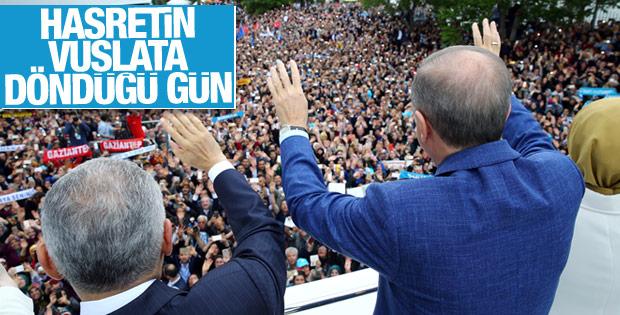 AK Parti'de ikinci Recep Tayyip Erdoğan dönemi