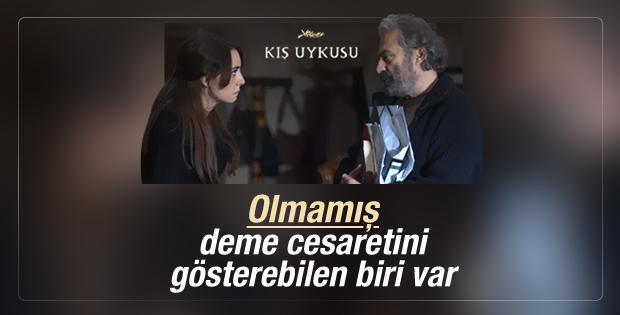 Haşmet Babaoğlu'nun Kış Uykusu eleştirisi