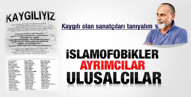 Haşmet Babaoğlu: Kaygılılar İslamofobik ve ayrımcı