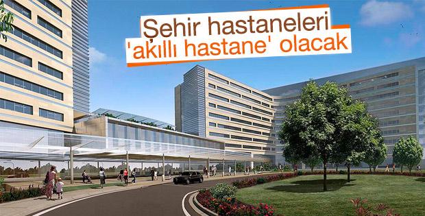 18 yeni şehir hastanesi geliyor