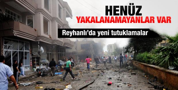 Reyhanlı'da yeni tutuklamalar