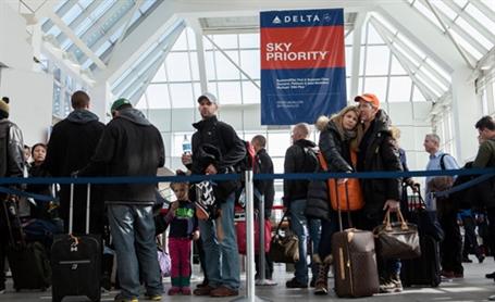 ABD'de yanlışlıkla havaalanının bir kısmı tahliye edildi