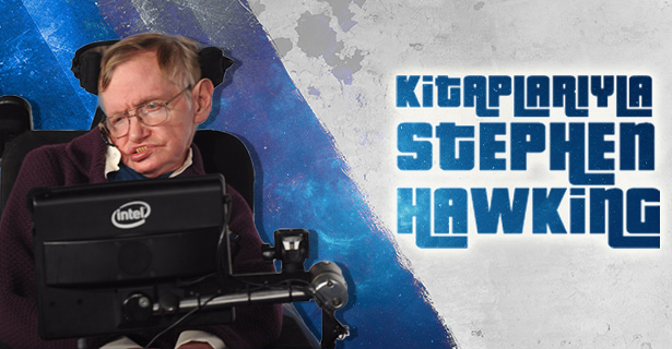 Stephen Hawking ve kitapları