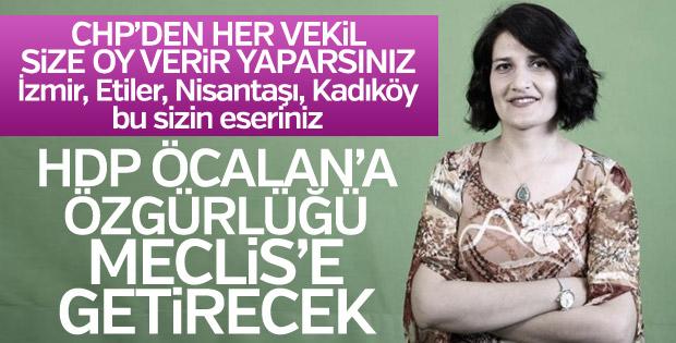 HDP'li vekil: TBMM'de Öcalan'a özgürlük isteyeceğiz
