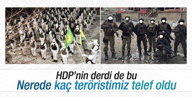 HDP'li vekil öldürülen teröristlerin akıbetini sordu