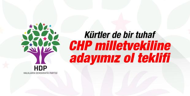 HDP'den Rıza Türmen'e adaylık teklifi