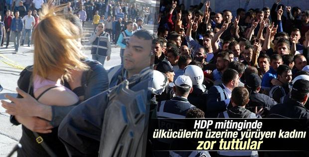 Erzincan'da tehlikeli gerginlik