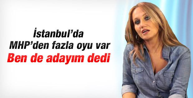 Pınar Aydınlar HDP'aday adayı oldu