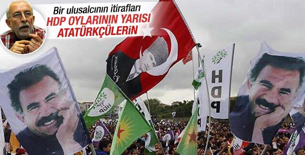 Emin Çölaşan: Atatürkçüler HDP'ye oy verdi