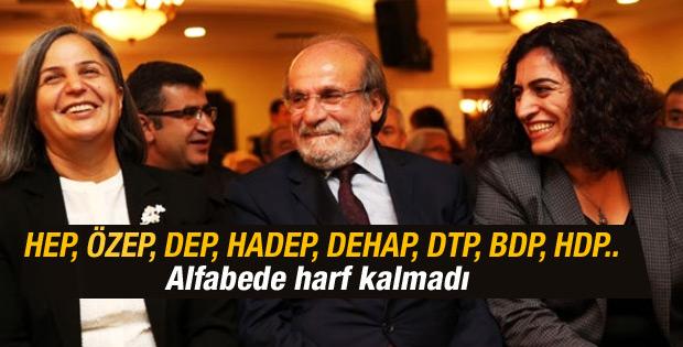 BDP milletvekilleri HDP'ye geçti