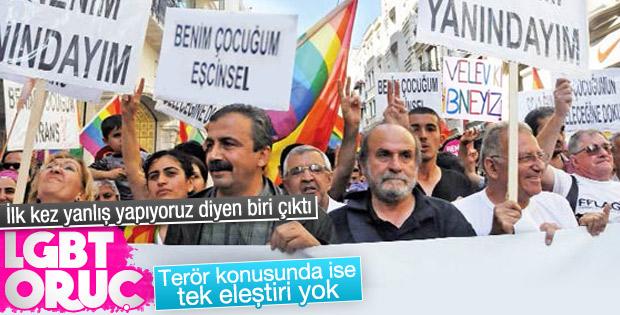 HDP'li vekil partisini eleştirdi