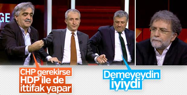 CHP'li Kılıçaslan: Gerekirse HDP ile ittifak yapılır