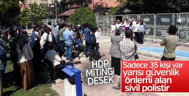 HDP'nin halkta karşılığı kalmadı