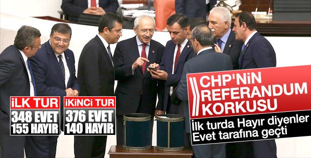 CHP'deki 'dokunulmazlık' değişiminin sırrı