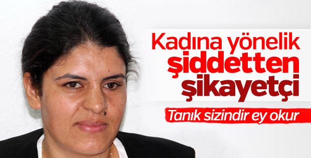 HDP'li Dilek Öcalan kadına şiddeti sordu