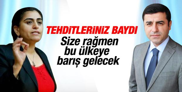 HDP'li Tuncel ile Demirtaş'tan çözüm süreci değerlendirmesi