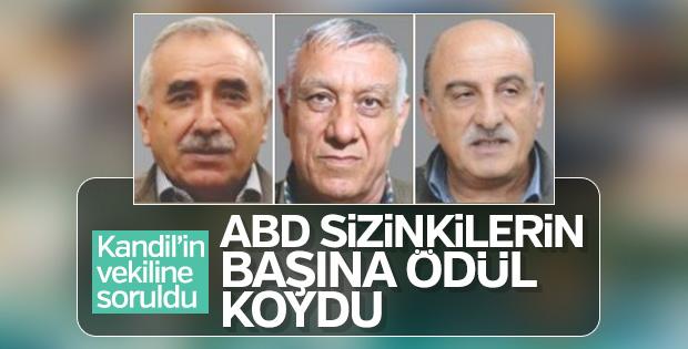 HDP, ABD'nin PKK'lıların başına koyduğu ödüle tepkili