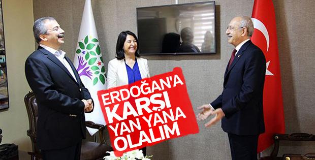 HDP'nin 2019 planı: CHP ile birliktelik şart