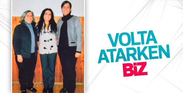 Tutuklu HDP'lilerin cezaevi pozu