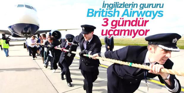 British Airways kabus yaşıyor