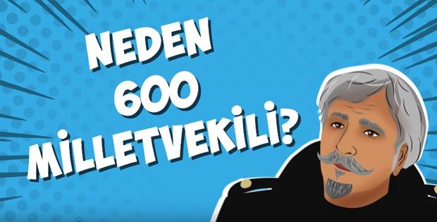Heredot Cevdet anlatıyor: Neden 600 milletvekili