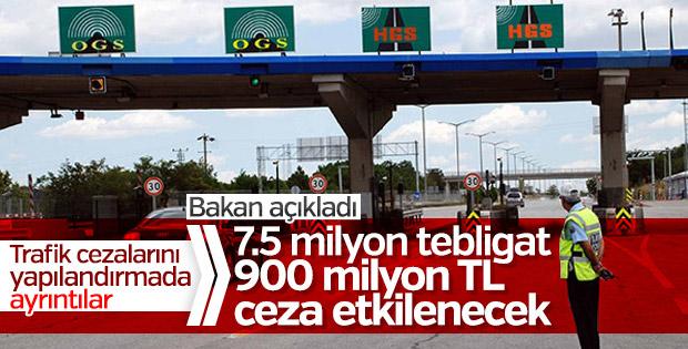 900 milyon TL'lik OGS ve HGS borcu hafifleyecek