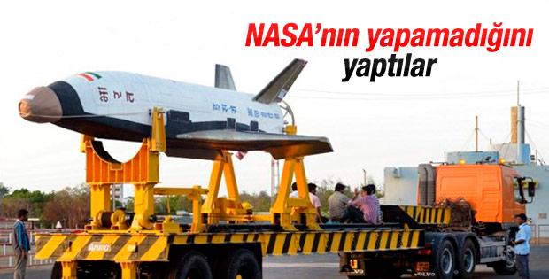 Hindistan NASA'nın yapamadığını yaptı