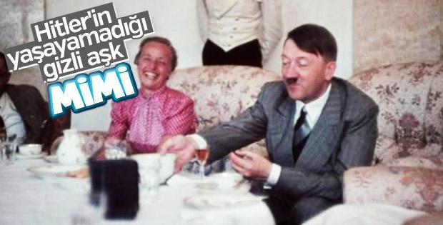 Hitler'in saklı aşkı: Mimi