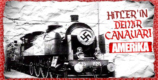 Hitler'in zırhlı treni