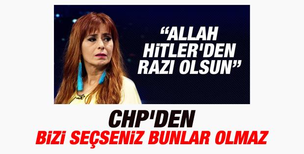 CHP'den Yıldız Tilbe'ye sert eleştiri