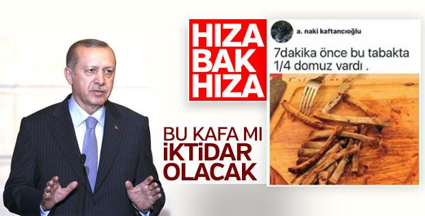 Cumhurbaşkanı Erdoğan: Bu kafa ile CHP iktidar olamaz