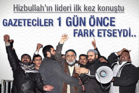 Hizbullah'tan mesaj var: Selametteyim