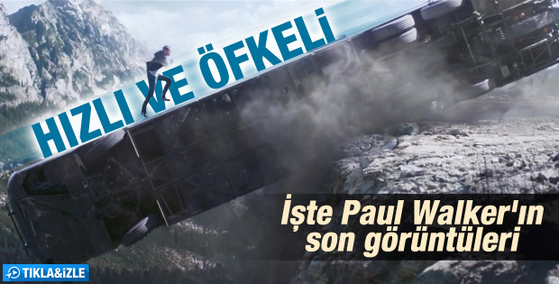 Hızlı ve Öfkeli 7 filminin fragmanı yayınlandı İZLE