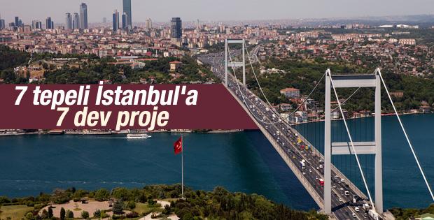 İTO'dan İstanbul'a 7 dev proje