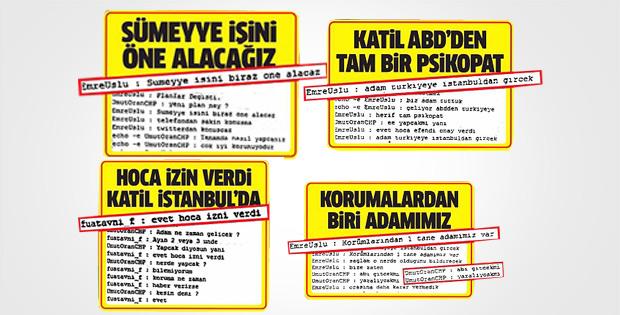 Sümeyye Erdoğan'a suikast iddiasına soruşturma
