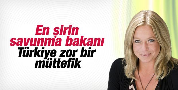 Hollanda Savunma Bakanı: Türkiye zor bir müttefik
