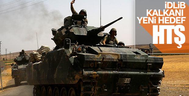 İdlib operasyonu başladı