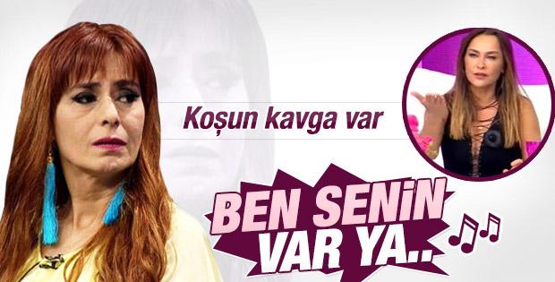 Yıldız Tilbe'den Hülya Avşar'a tepki Video