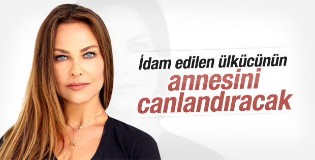 Hülya Avşar Mustafa Pehlivanoğlu'nun annesini oynayacak