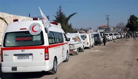Humus'ta ateşkes 3 gün daha uzatıldı