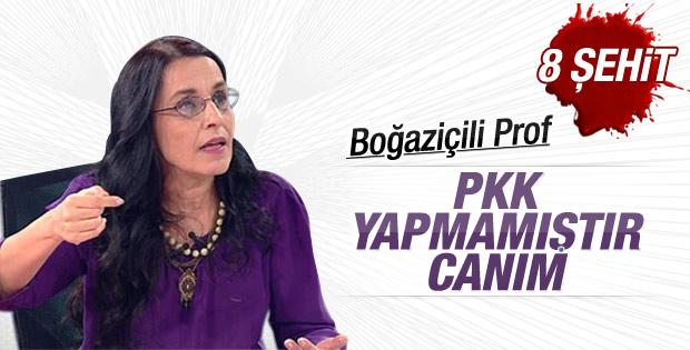 Ayşe Hür'e göre Siirt'teki saldırıyı PKK yapmadı