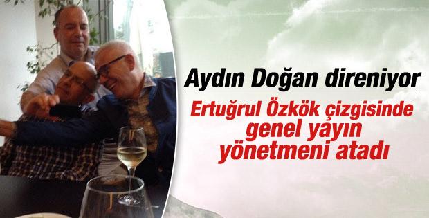 Hürriyet'in yayın yönetmeni Sedat Ergin oldu