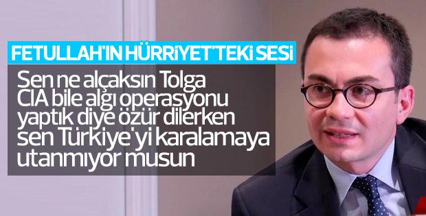 Bir Türkiye DEAŞ'a yardım etti haberi de Hürriyet yazarından