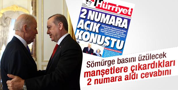 Erdoğan Joe Biden'la 2,5 saat görüştü