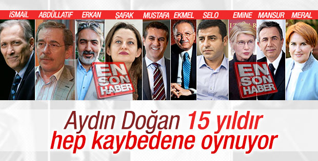 Hürriyet'in son yıldızı Meral Akşener