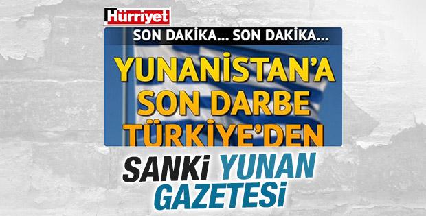 Yunanistan Türkiye'ye tazminat ödemeye mahkum oldu