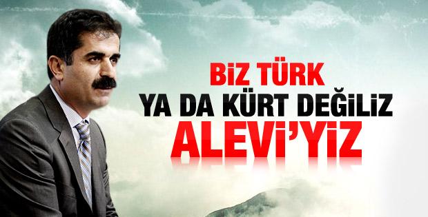 Hüseyin Aygün: Biz Türk ya da Kürt değil Alevi'yiz