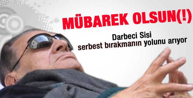 Mısır yönetimi Hüsnü Mübarek'i serbest bırakmaya hazırlanıyor